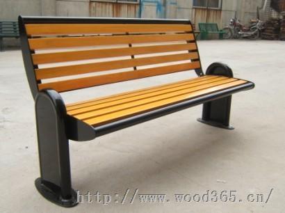 湘潭户外园林椅、湘潭公园椅、湘潭塑木休闲椅湖南厂家