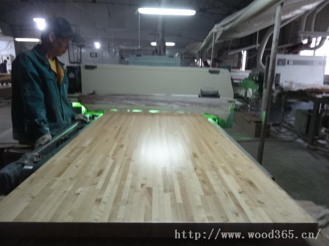 色木,桦木桌面,凳面