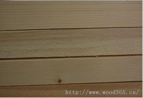 厂家直销红松桥梁木板材