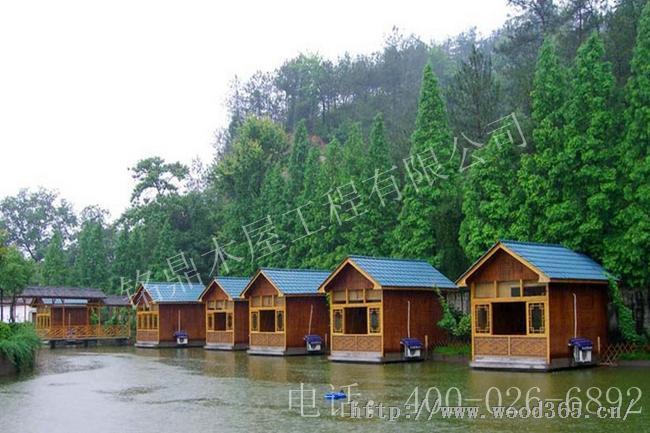 眉山荷塘木屋农场图片
