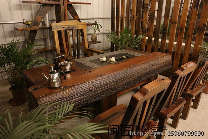 中山划算的船木家具供销_船木家具图片