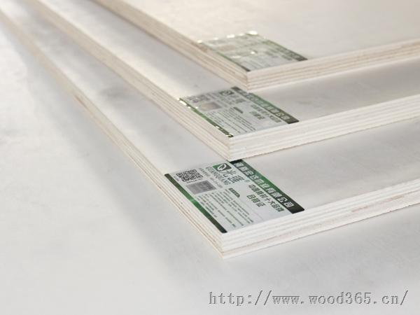 贴面用杨木基材—平整度超高板材