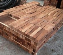 尚高木业供应欧洲黑胡桃木材短料