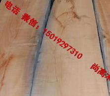 尚高木业供应欧洲樱桃毛边板材