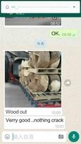 干燥的木制雕塑品