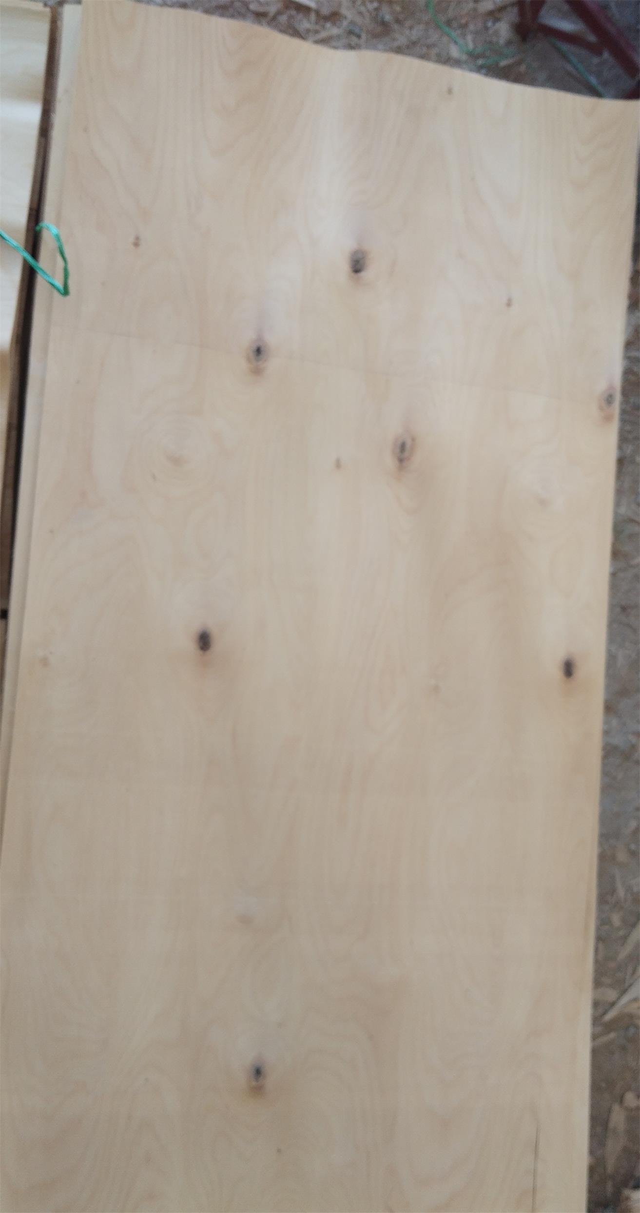 桦木单板木皮