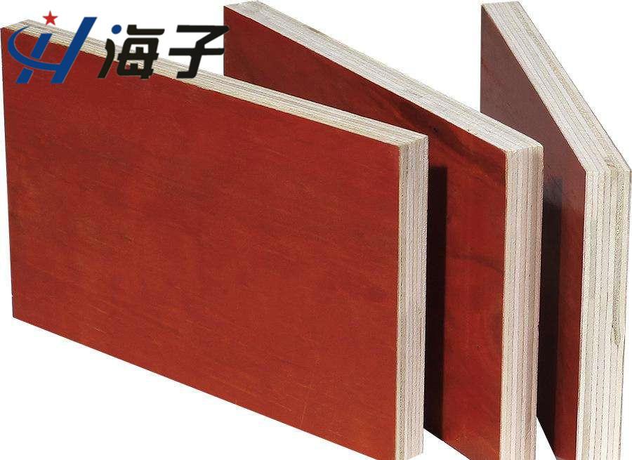 江苏海子木业绿地品牌建筑模板