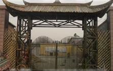 竹子门头与木结构牌坊、竹子牌坊与古建门头制作安装