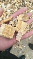 马尾松木块
