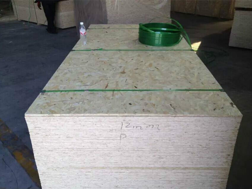 山東筑千年板材專業生產木屋板材OSB歐松板