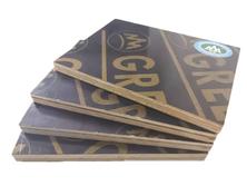 海子木业 绿地英文字母覆膜纸
