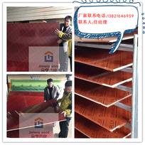 北京覆膜红模板报价 金亨桥梁电厂用清水模板