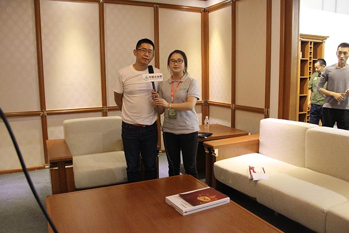 中国木业网专访三千方李总