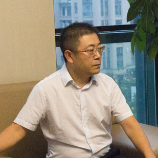 中国木业网专访园方木业董事长唐波