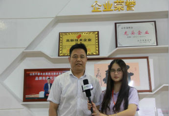 中国木业网采访千森木业董事长郭永胜