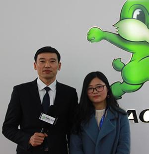 尊宝娱乐专访兔宝宝木门总经理杨峰