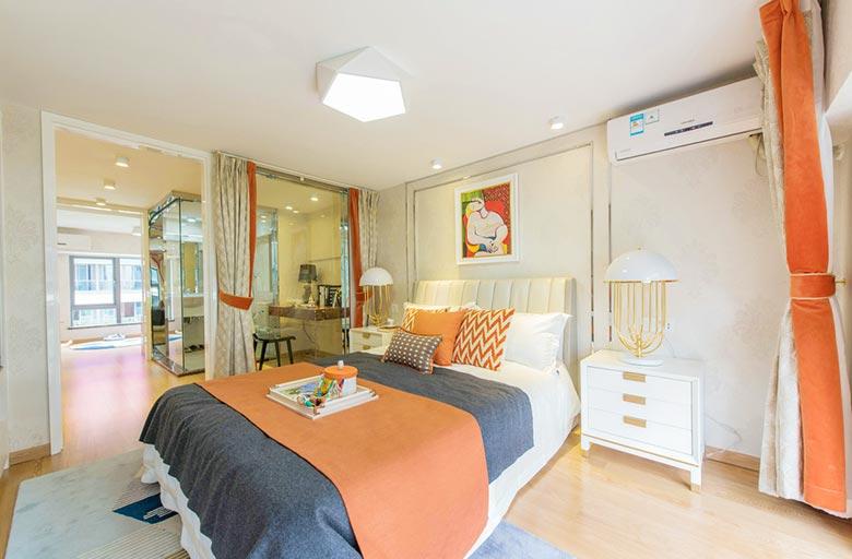 40平米小户型装修效果图公寓装潢图
