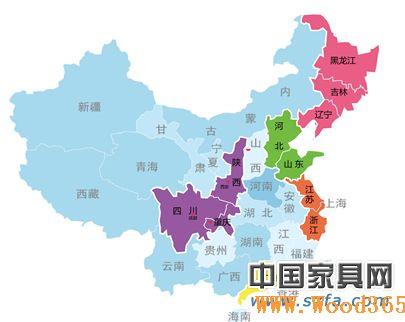 未来行政区划地图
