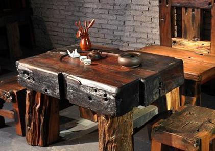 船木家具成收藏玩家新宠