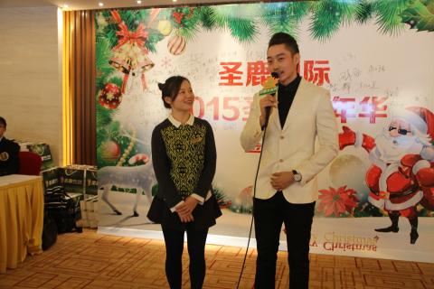 中国木业网独家专访圣鹿国际张总