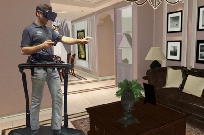 虚拟照进现实,vr将引领家具行业变革!