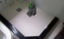 卫生间挡水条安装步骤
