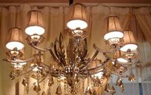 水晶吊⌒灯不亮维修方法