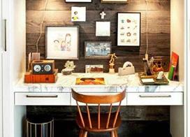 10款小户型小书房装修效果图,腾空出来的一个空间