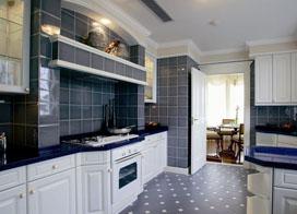 厨房整体橱柜效果图,让你的厨房不再单调
