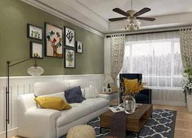 两室一厅简欧风格,比效果图还要美!