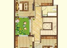 什么是花园洋房,10款花园洋房户型图