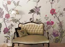 欧式手绘墙效果图,很不错的创意设计