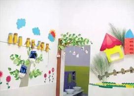 20款好看的幼儿园区角设计效果图