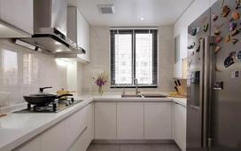 最受欢迎的8种风格厨房装修效果图