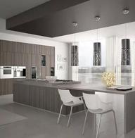 五款厨房橱柜装修效果图欣赏