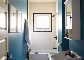 17款小户型浴池装修案例图片欣赏