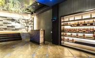 定制的酒柜厚度尺寸多少?