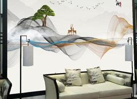 12张新房装修家装背景墙效果图片