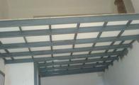 钢结构阁楼制作安装方案和注意事项