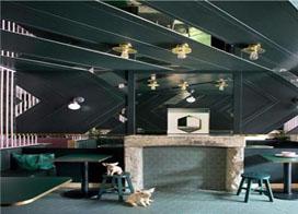 室内装饰设计效果图 8个国外较流行的室内设计