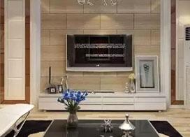 12款简约客厅电视背景墙装修效果图,百搭的设计!
