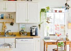 20款厨房装修设计①效果图 只想在家做菜吃饭了