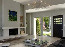 20款客厅吊灯№效果图,诠释牵引精致和实用的完美搭配