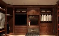 卧室定制衣柜和成品衣柜优是钤比