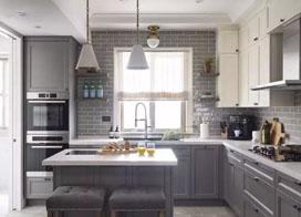 20款 5㎡-20㎡厨房装修效果图,非常值得借鉴
