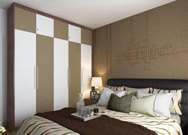 12款卧室组合衣柜效果图,快快收藏吧