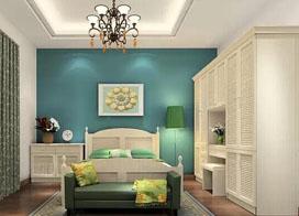 十款经典欧式卧室装修效果图,英伦印象卧室设计