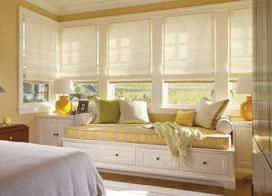 13款飘窗装修效果图,不是只有卧室才能这样装!