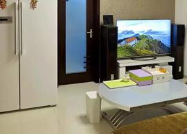 装修前后实景图对比,70平米两室一厅装修效果图