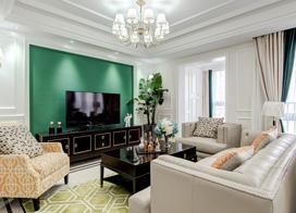 家里大厅窗帘效果图实景参考,不能忽略的软装细节